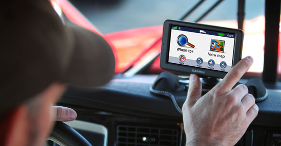 GARMIN integration and messaging with iTrack America
